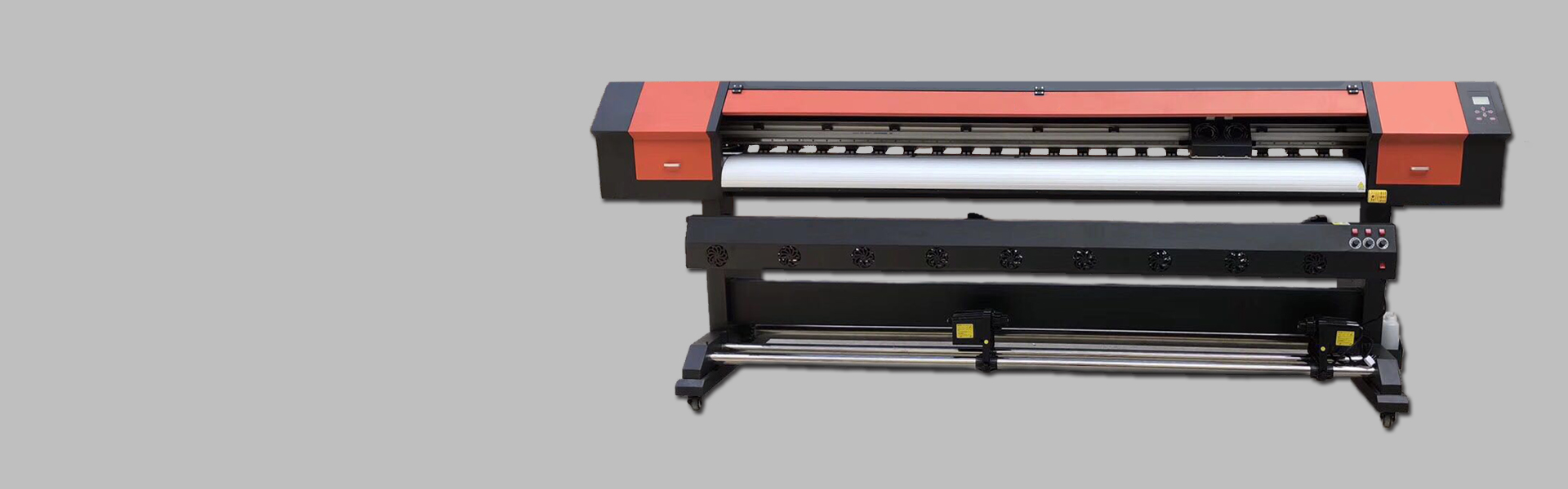 large format eco solvent printer