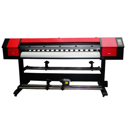 6ft/1.8m UV Roll to Roll Printer With Epson XP600 Print Heads - Sinotec Digital