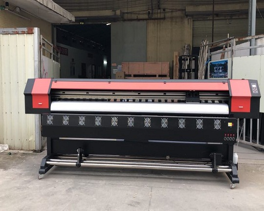 Eco Solvent Printer XP600