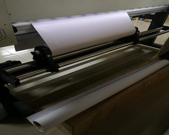 Customer site for xp600 konica 512i plotter cutter