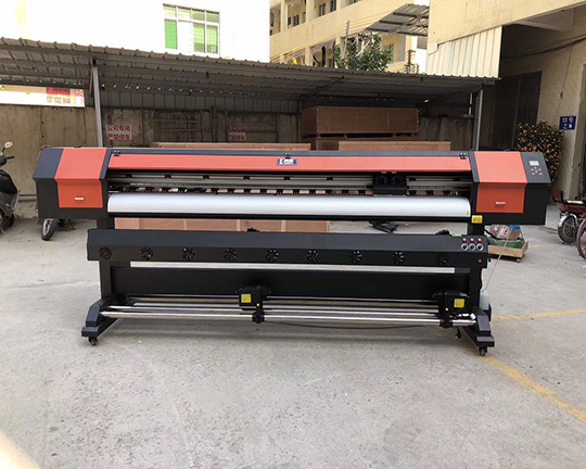 Eco Solvent Printer With Epson XP600 2 heads